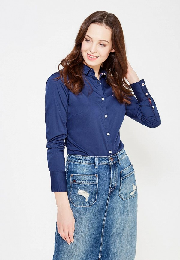 Рубашка Tommy Hilfiger Denim DW0DW01725