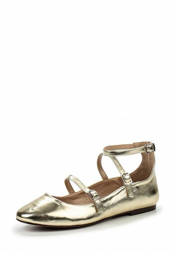 Туфли на плоской подошве Topshop (Топ Шоп) 42F06JGLD