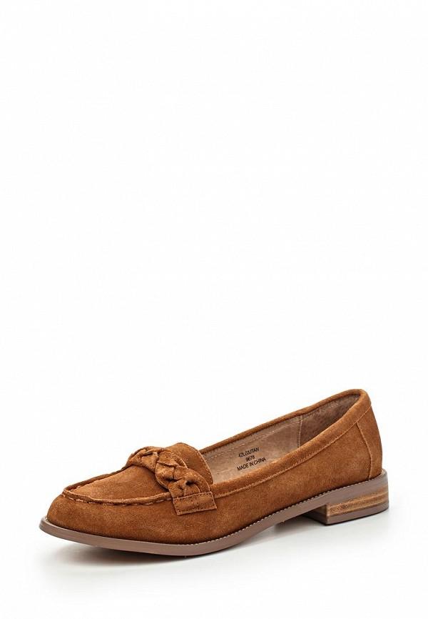 Туфли на плоской подошве Topshop (Топ Шоп) 42L03JTAN
