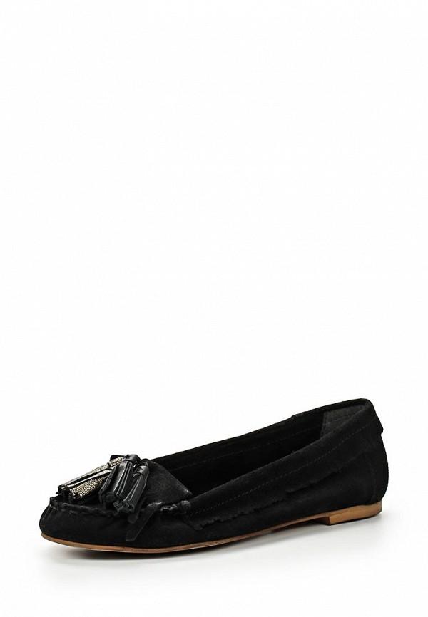 Туфли на плоской подошве Topshop (Топ Шоп) 42L05JBLK
