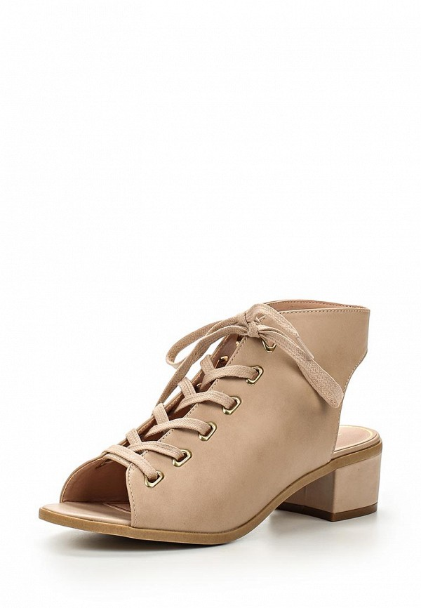 Босоножки на каблуке Topshop 42N04JNUD