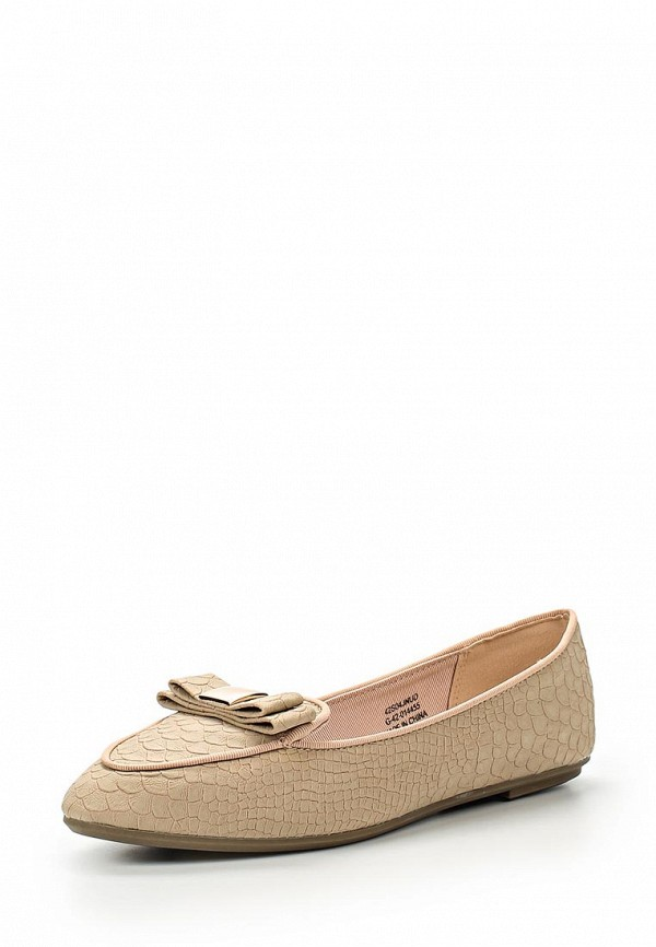 Туфли на плоской подошве Topshop (Топ Шоп) 42S04JNUD