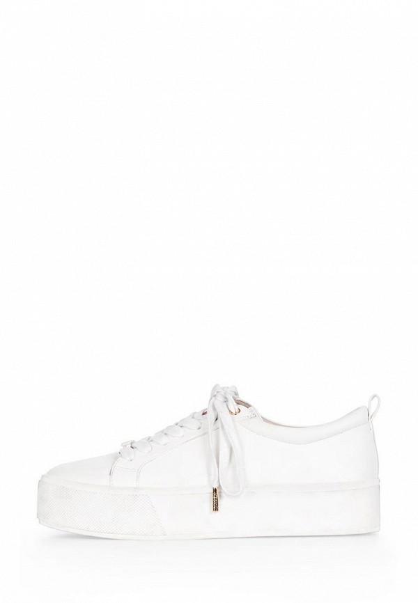 Купить Кеды Topshop белого цвета