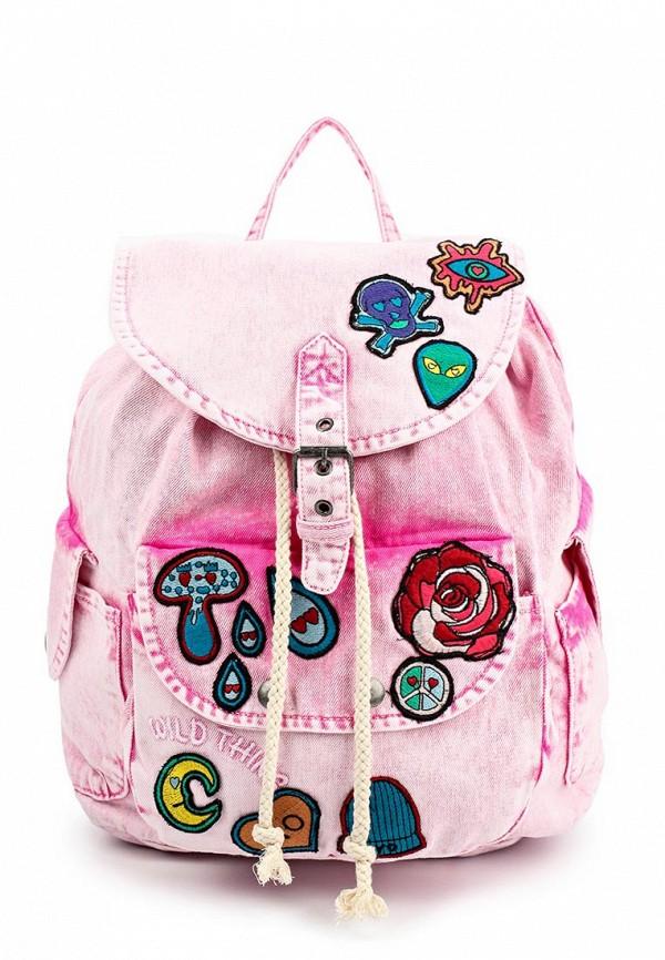 Городской рюкзак Topshop (Топ Шоп) 24J07KPNK