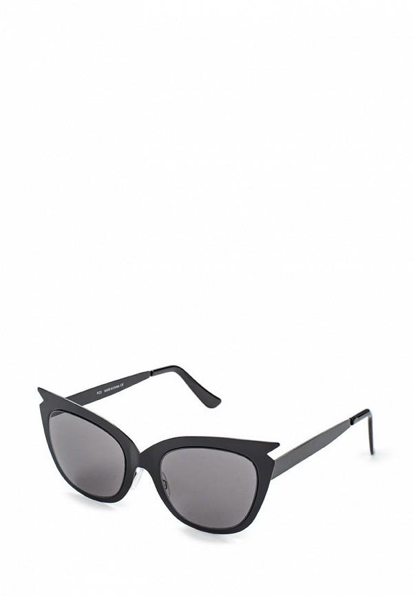 Женские солнцезащитные очки Topshop (Топ Шоп) 22X06JBLK