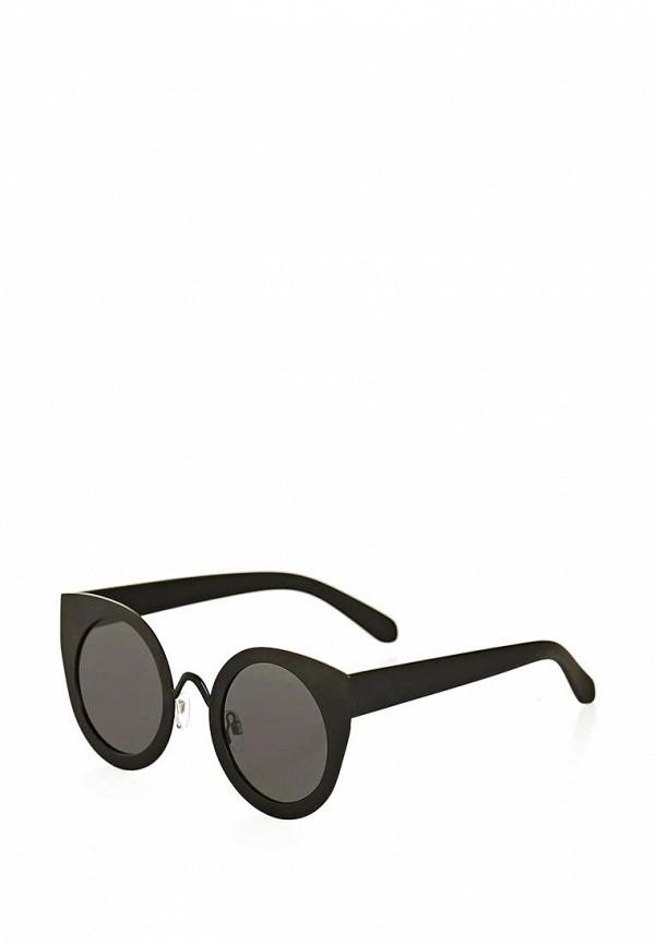 Женские солнцезащитные очки Topshop (Топ Шоп) 22S08KBLK