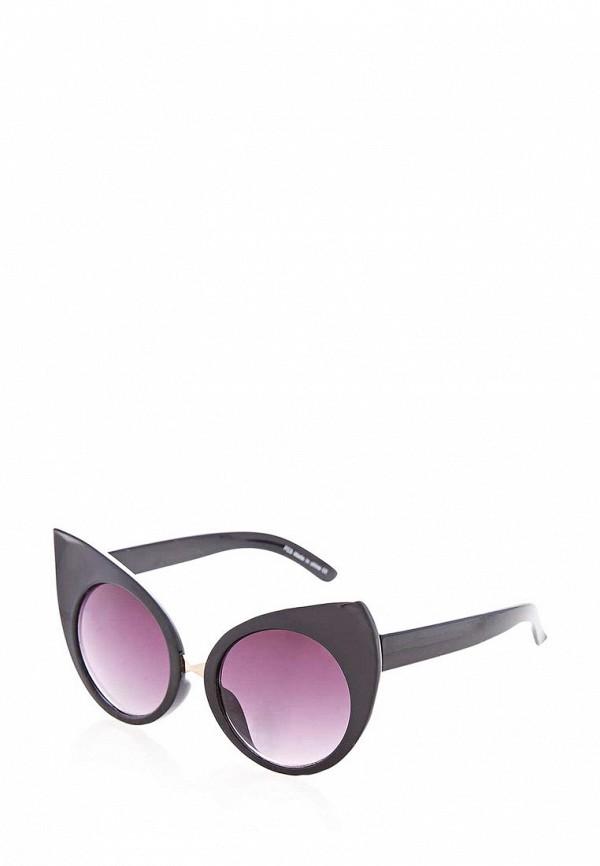 Женские солнцезащитные очки Topshop (Топ Шоп) 22S07KBLK