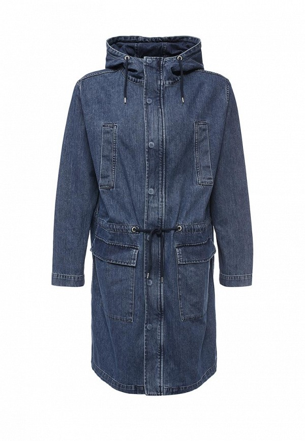 Джинсовая куртка Topman 64I04MNAV