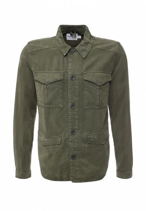 Джинсовая куртка Topman (Топмэн) 64M05MKHA