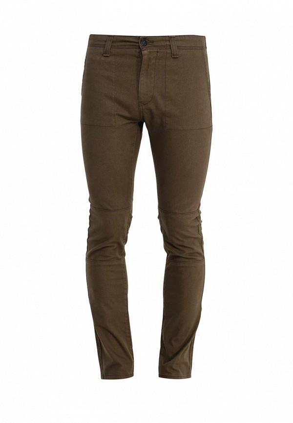 Мужские повседневные брюки Topman (Топмэн) 68F04MKHA