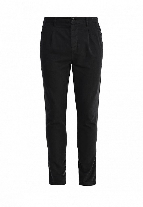 Мужские повседневные брюки Topman (Топмэн) 68F19LBLK