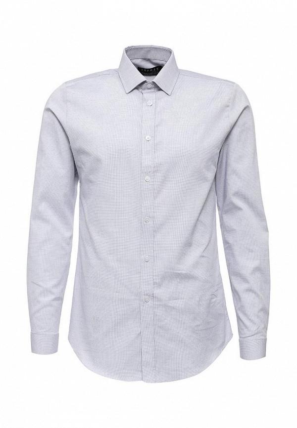 Рубашка с длинным рукавом Topman 84L06MWHT
