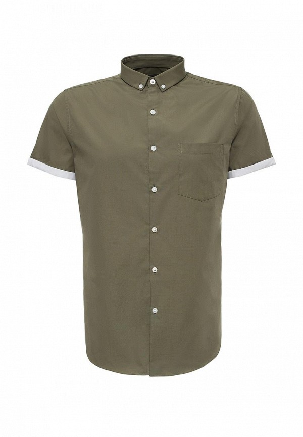 Рубашка с коротким рукавом Topman (Топмэн) 84M22JKHA