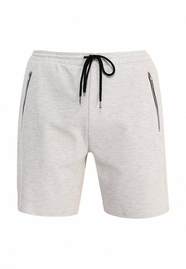 Мужские спортивные шорты Topman (Топмэн) 33J82KECR
