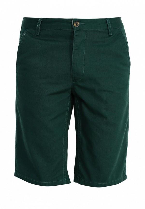 Мужские повседневные шорты Topman (Топмэн) 33S09LGRN