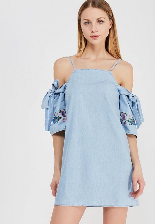Платье Topshop Topshop TO029EWADDP3