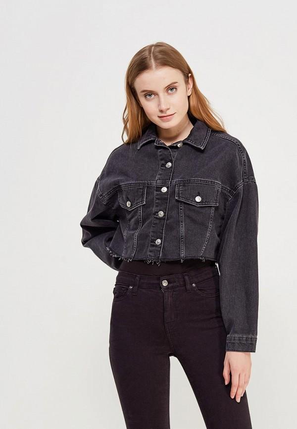 Фото Куртка джинсовая Topshop. Купить с доставкой