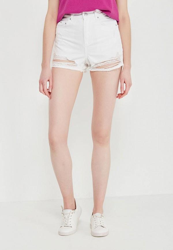 Фото Шорты джинсовые Topshop. Купить с доставкой