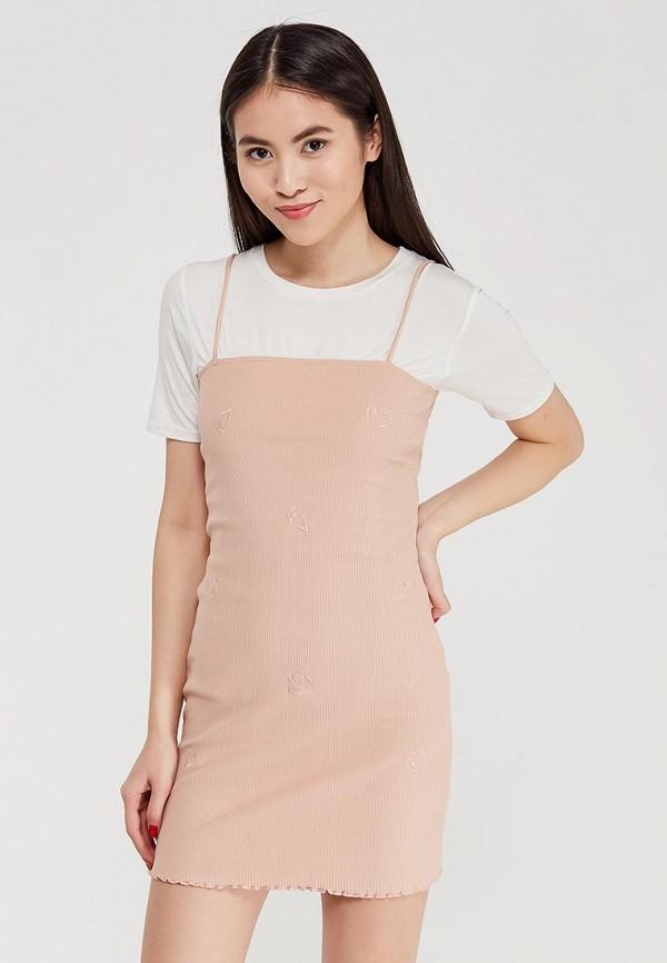 Платье Topshop Topshop TO029EWALTP1