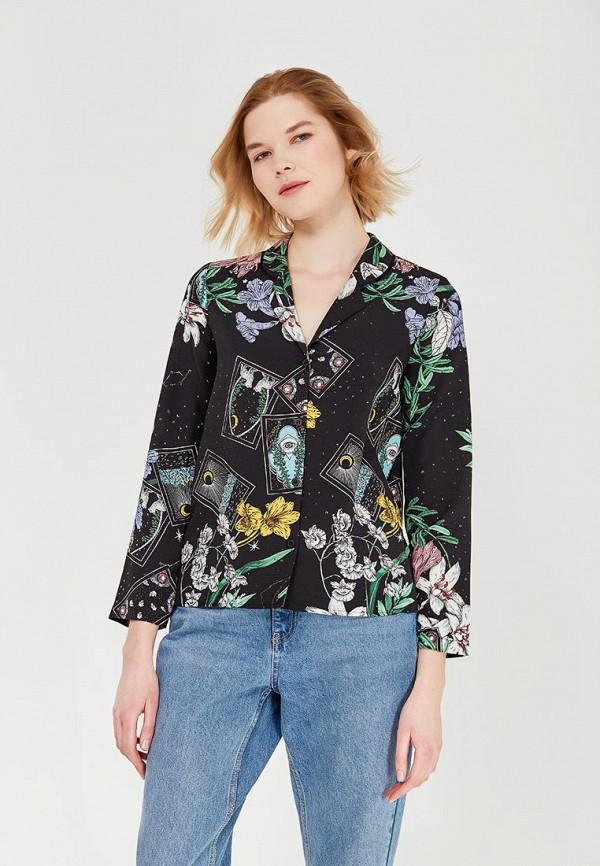 Блуза Topshop Topshop TO029EWALTT9