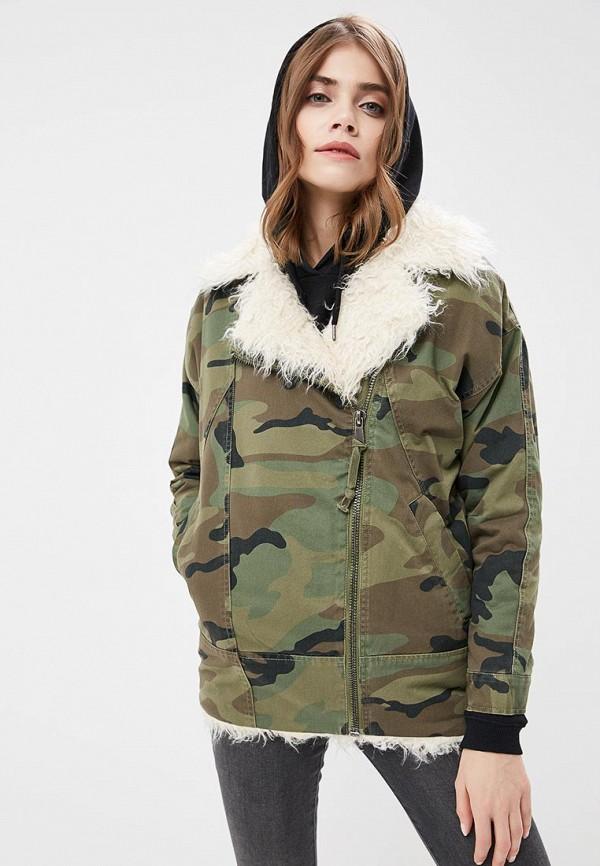 Куртка утепленная Topshop Topshop TO029EWANMN5 куртка topshop topshop to029ewqzz86