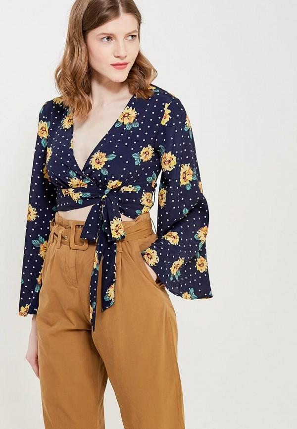 Блуза Topshop Topshop TO029EWANMO1 блуза topshop topshop to029ewwyk13