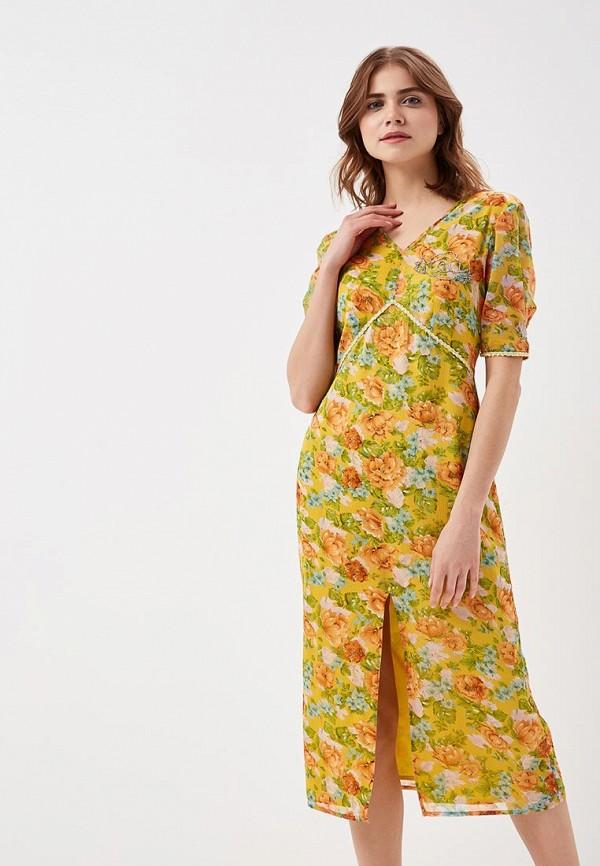 Платье Topshop Topshop TO029EWAWJP0 платье topshop topshop to029ewtqz01