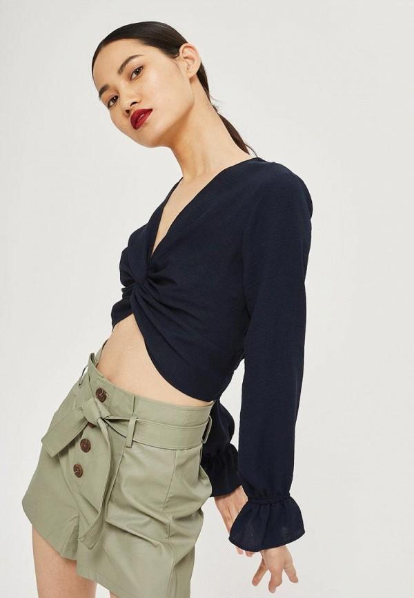 Блуза Topshop Topshop TO029EWBOQR4