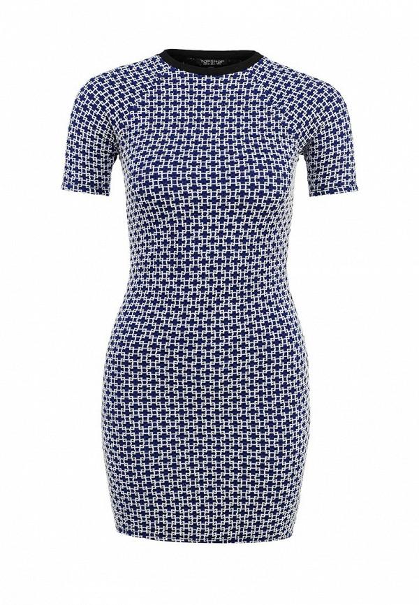 Платье-мини Topshop 04H11HBLE