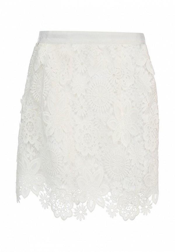 Прямая юбка Topshop (Топ Шоп) 27G01HWHT