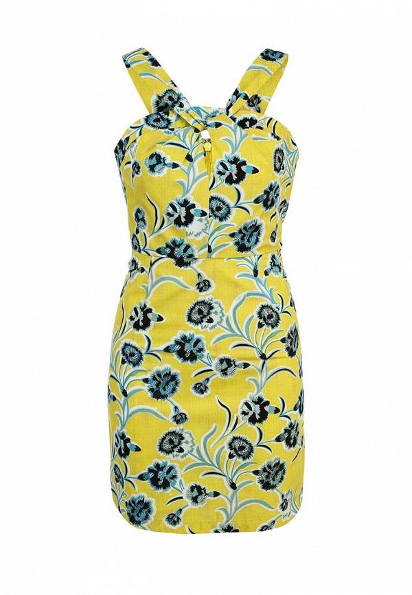 Платье-мини Topshop 10M05HYLW