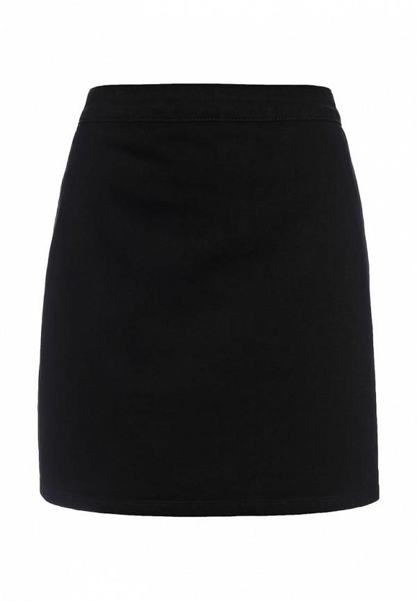 Широкая юбка Topshop (Топ Шоп) 05R02IBLK