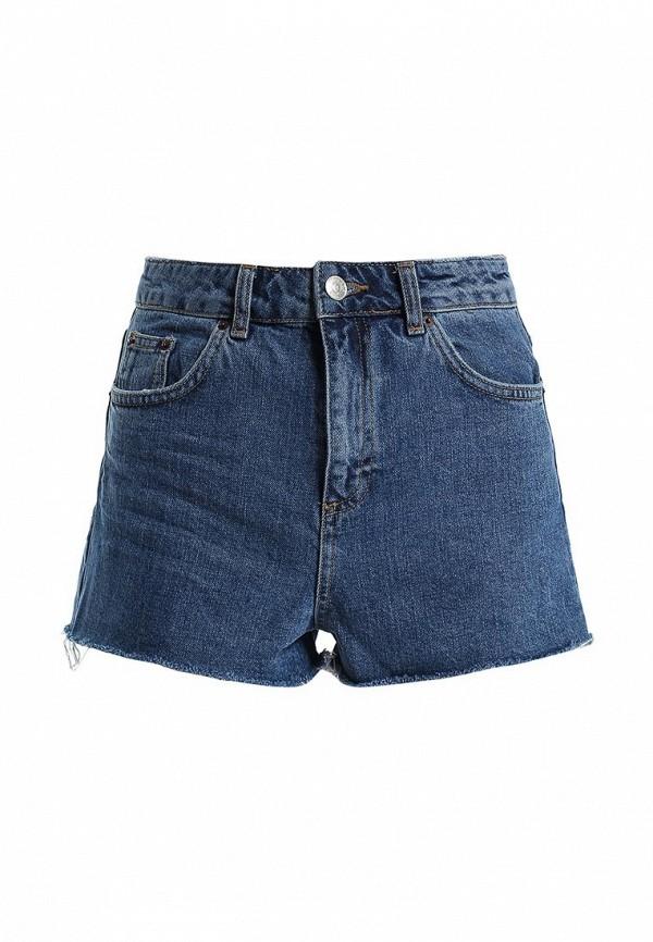 Женские джинсовые шорты Topshop 05A78HMDT