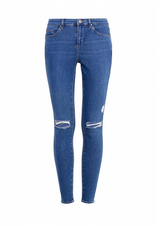 Зауженные джинсы Topshop (Топ Шоп) 02L11IMDT
