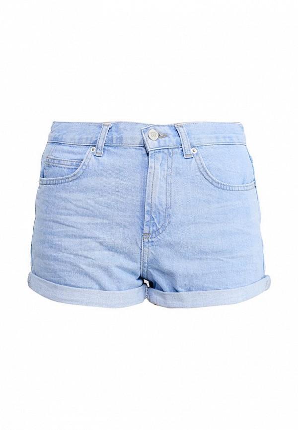 Женские джинсовые шорты Topshop 05A01IBBE