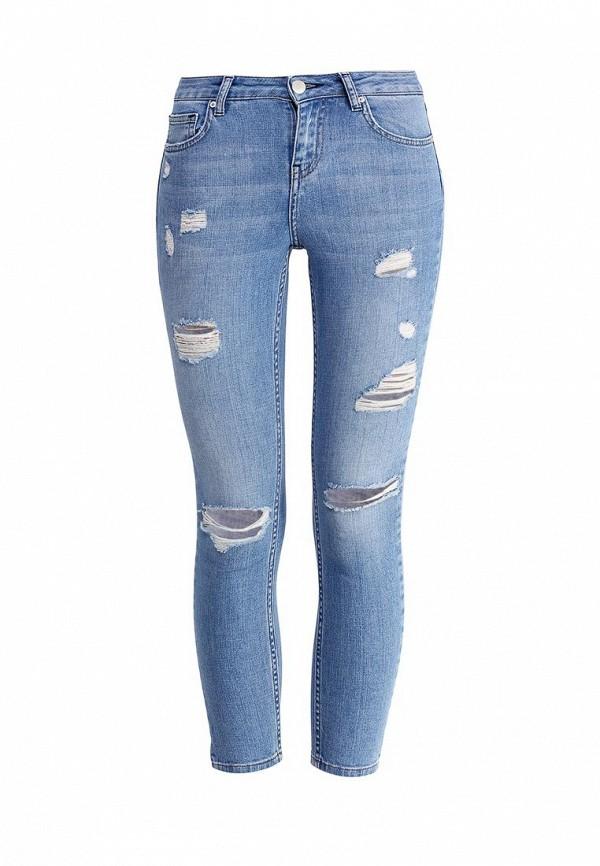 Зауженные джинсы Topshop 26A09IBLC