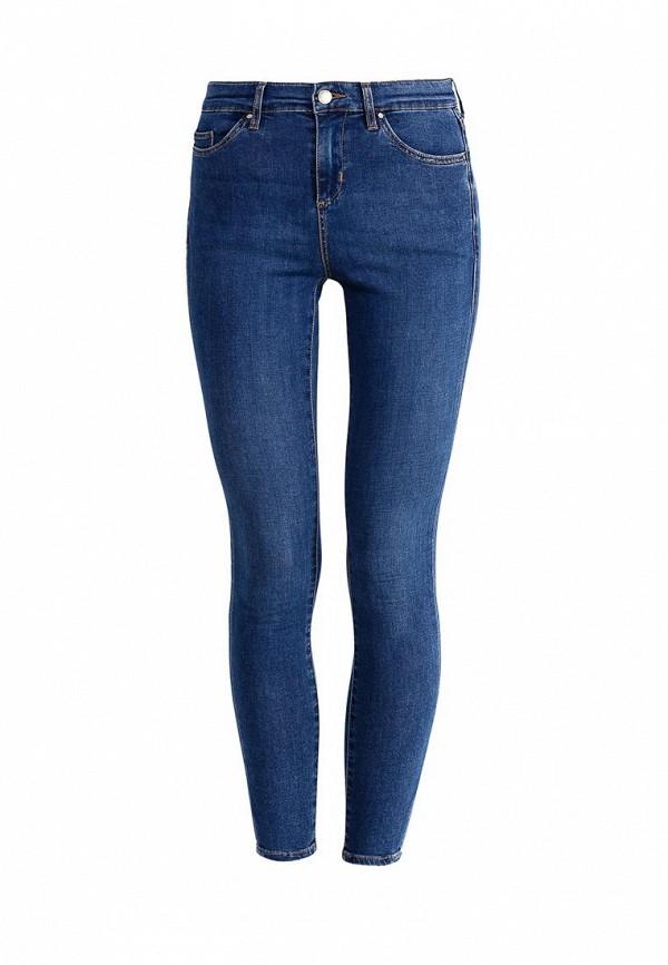 Зауженные джинсы Topshop (Топ Шоп) 02L13IMDT