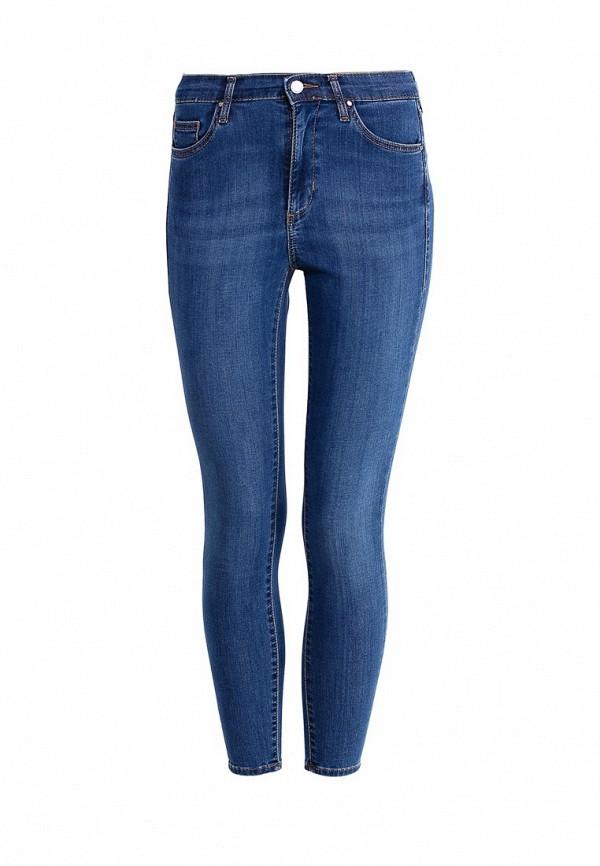 Зауженные джинсы Topshop (Топ Шоп) 02L01IMDT