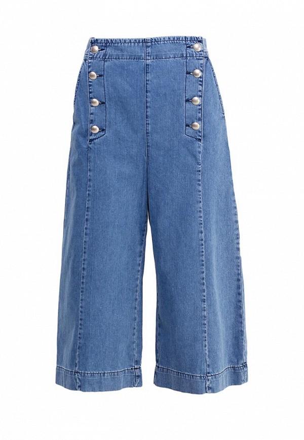 Широкие и расклешенные джинсы Topshop 02C02IBLE