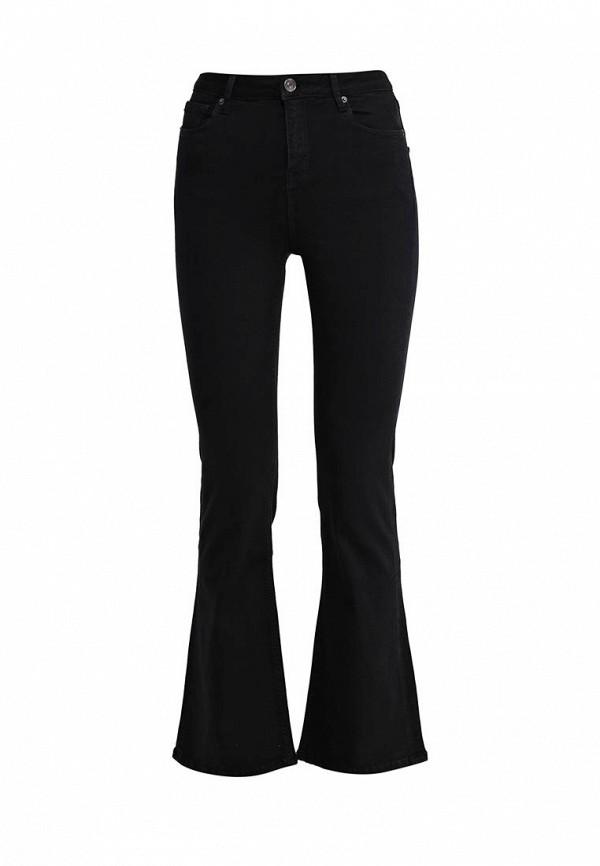 Широкие и расклешенные джинсы Topshop (Топ Шоп) 02F01IBLK