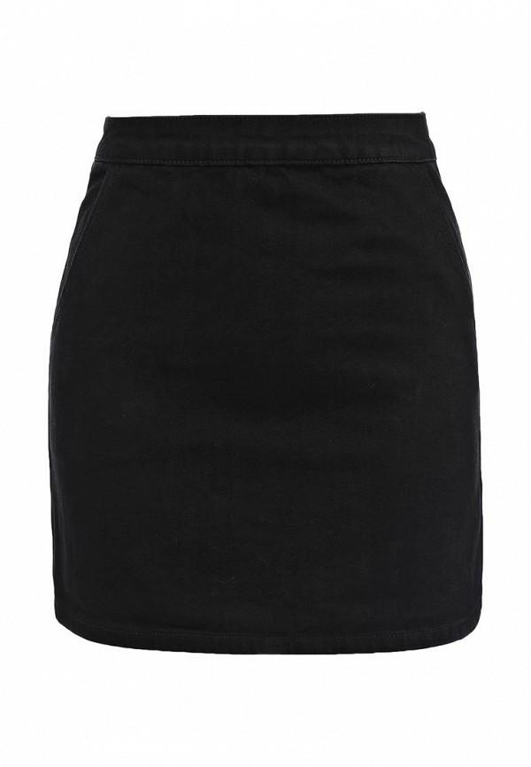 Прямая юбка Topshop (Топ Шоп) 05R05IBLK