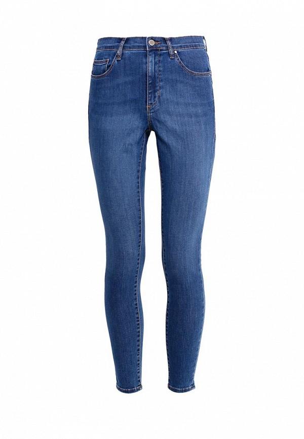 Зауженные джинсы Topshop (Топ Шоп) 02L02IMDT