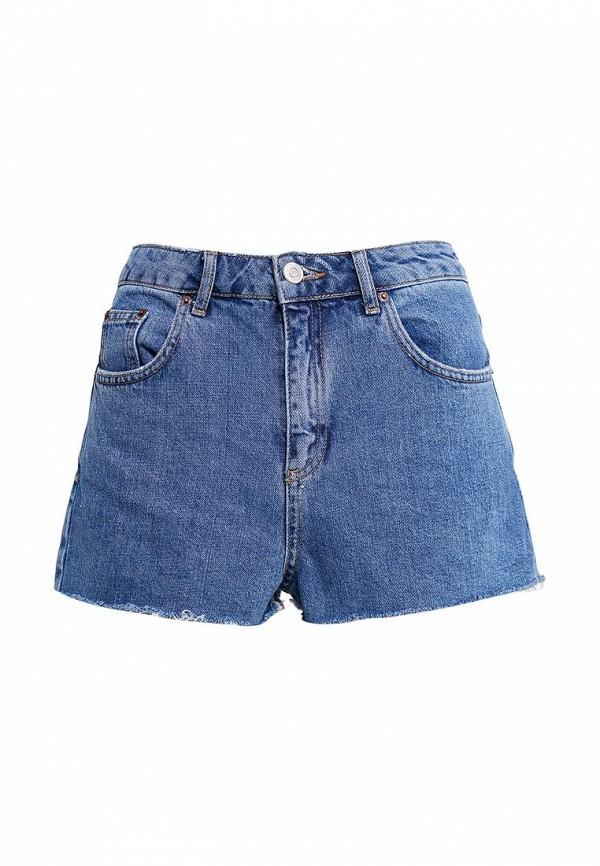 Женские джинсовые шорты Topshop 05A14IMDT