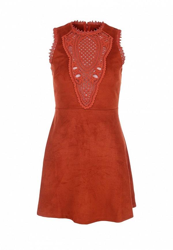 Платье-мини Topshop 10F04IOGE