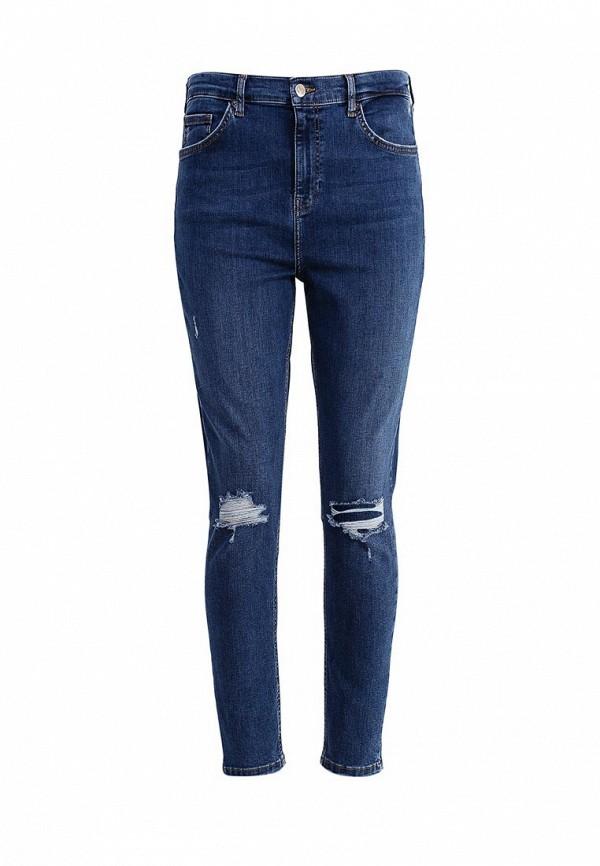 Зауженные джинсы Topshop (Топ Шоп) 02Y38IMDT