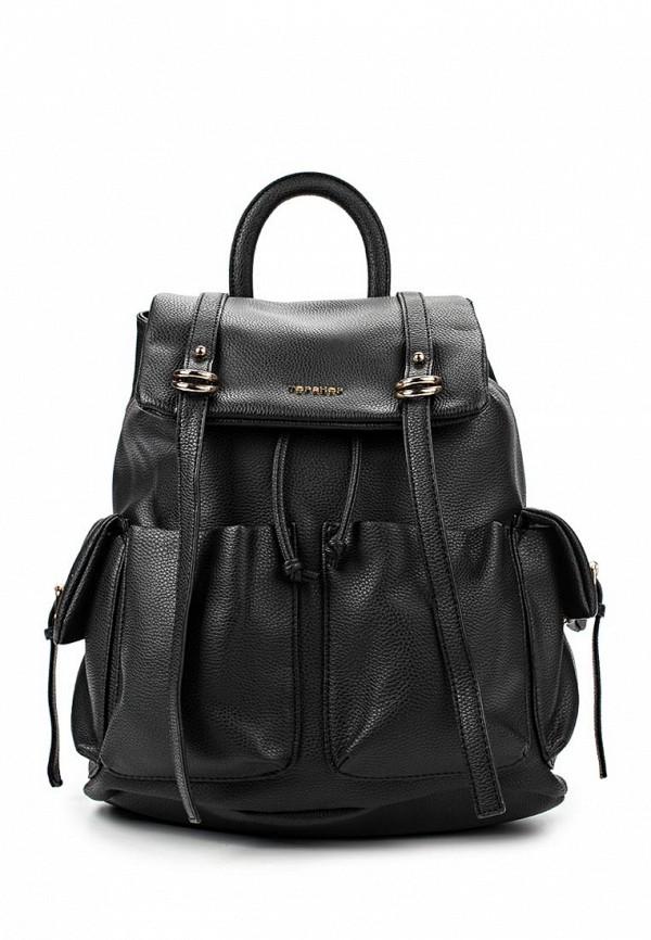Городской рюкзак Topshop (Топ Шоп) 24J06JBLK