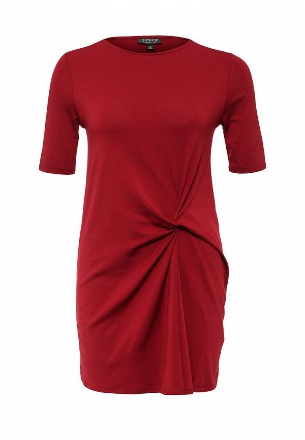 Платье-миди Topshop (Топ Шоп) 04J01JRED
