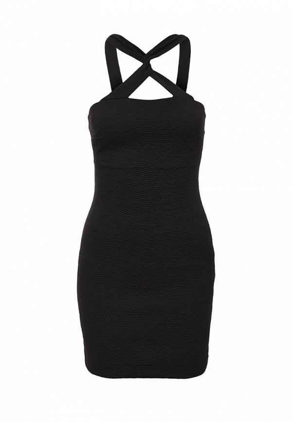 Платье-мини Topshop (Топ Шоп) 35B15JBLK