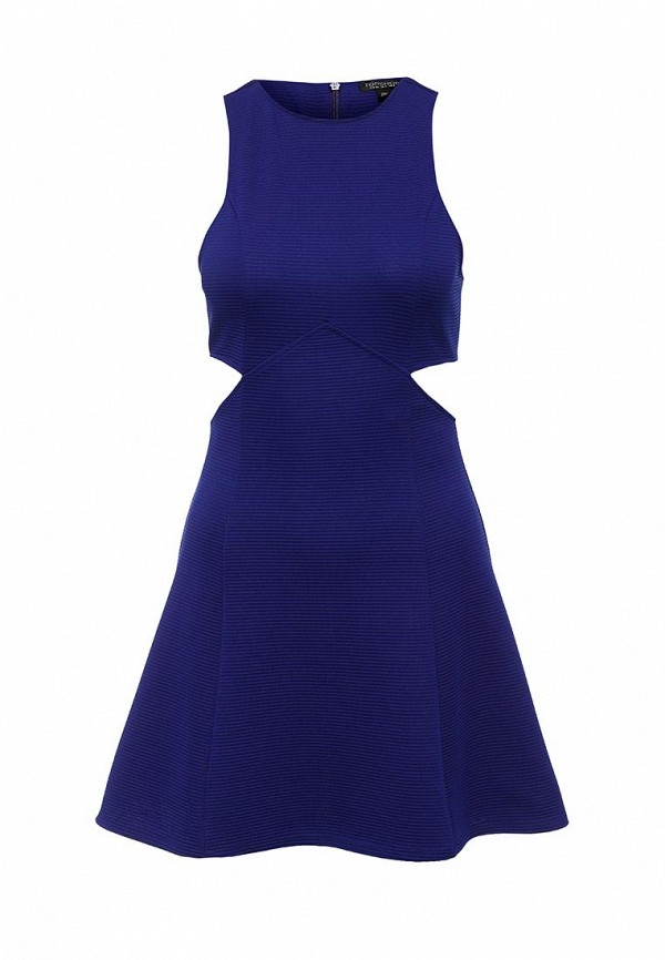Платье-мини Topshop 35J05JBLE