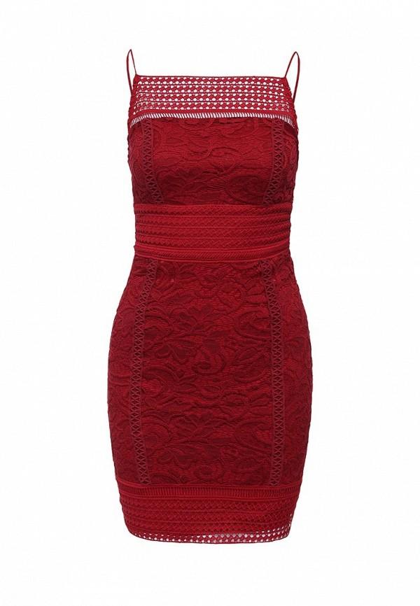Платье-мини Topshop (Топ Шоп) 35L01JBER